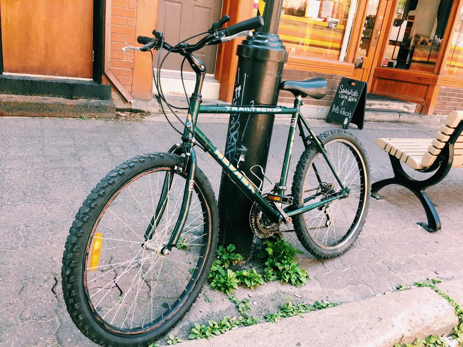 カナダ自転車